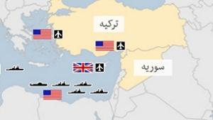 شمارش معکوس برای آغاز جنگ در سوریه