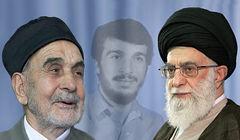 پیام تسلیت رهبر معظم انقلاب بمناسبت درگذشت پدر شهید کاوه
