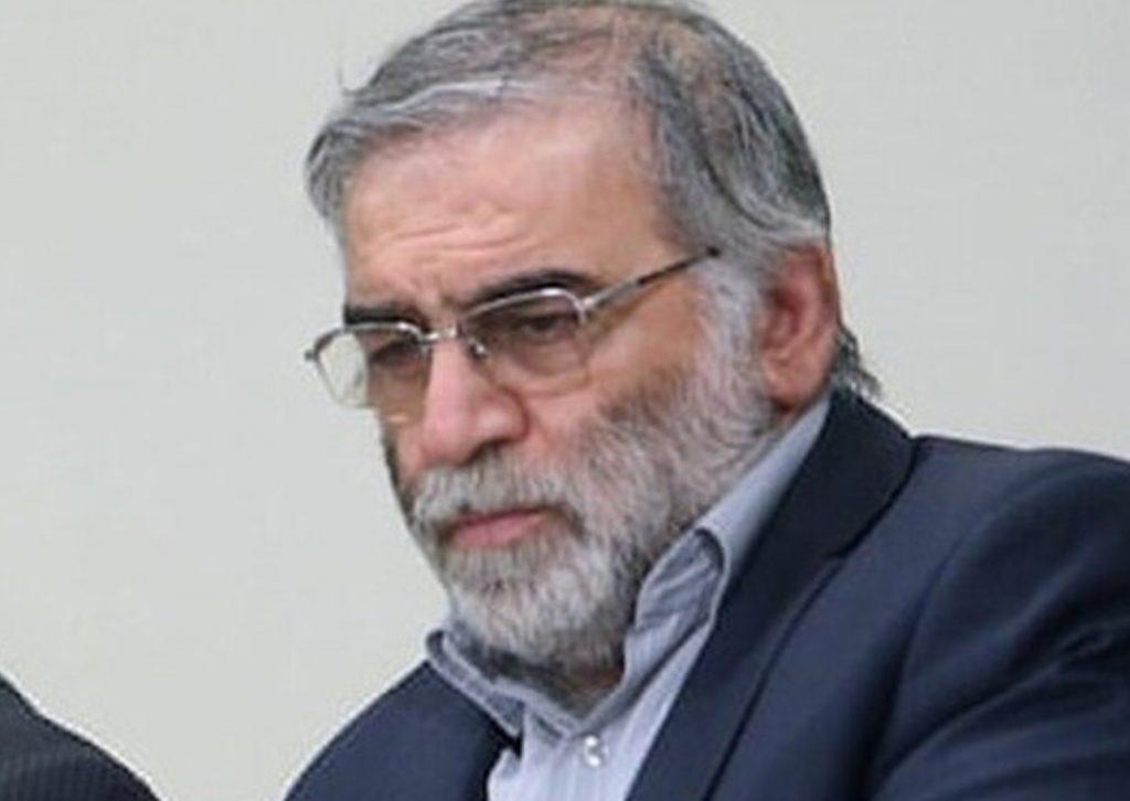 شهادت رییس سازمان پژوهش و نوآوری وزارت دفاع در جریان عملیات تروریستی