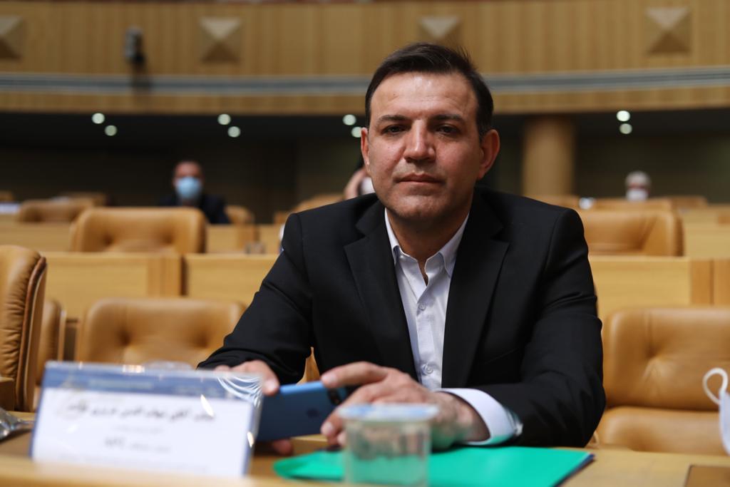 شهاب عزیزی خادم رئیس فدراسیون فوتبال شد