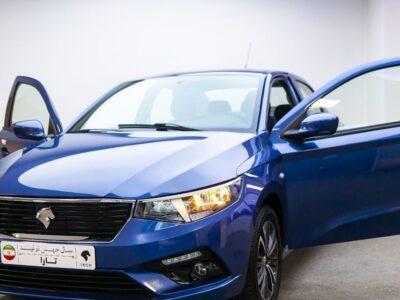 تولید خودروی تارا اتفاق مبارکی است/ مردم از خرید خودروی با کیفیت داخلی استقبال می کنند