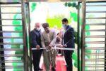 افتتاح ساختمان جدید شعبه سقز بانک مهر
